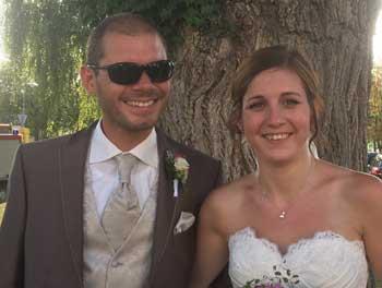 fünf und sechzig wedding
